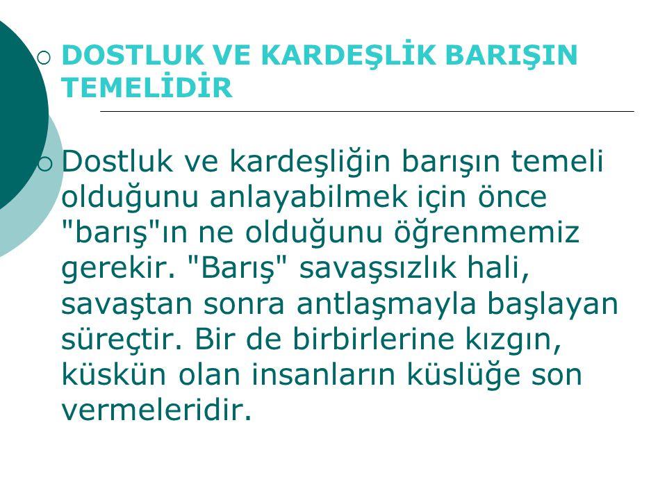 KARDEŞLİK