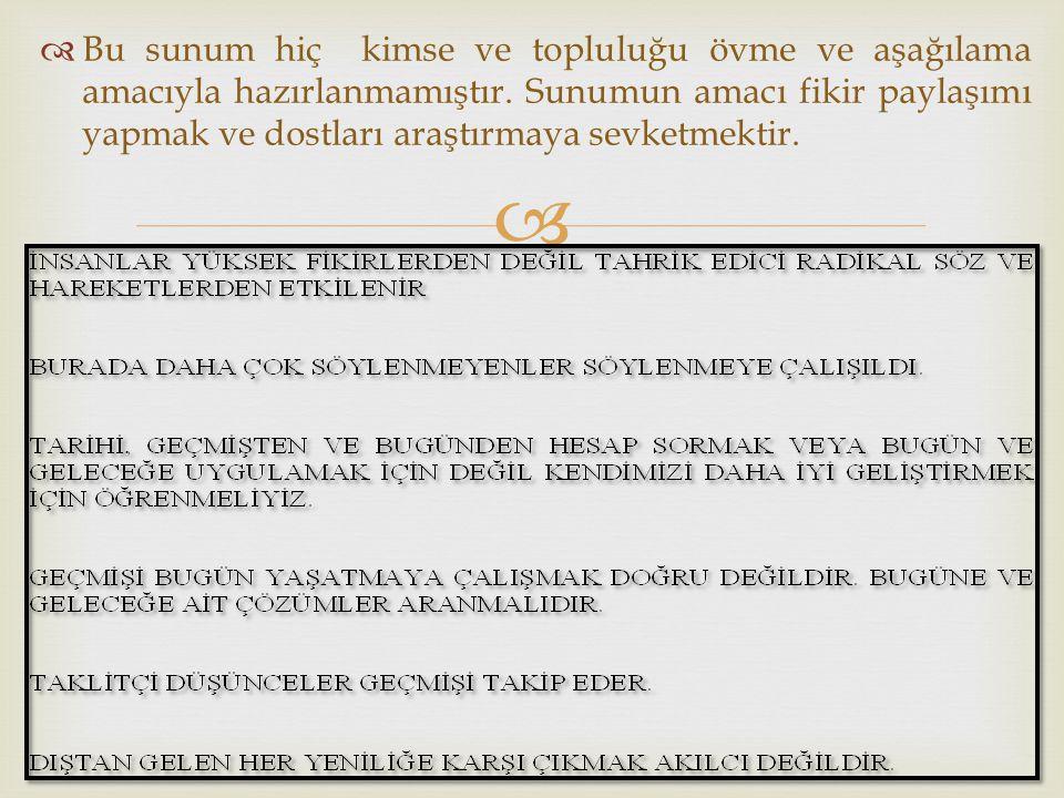  OSMANLI İMPARATORLUĞU SULTANLARI  Ertugrul Gâzi  OTMAN I.
