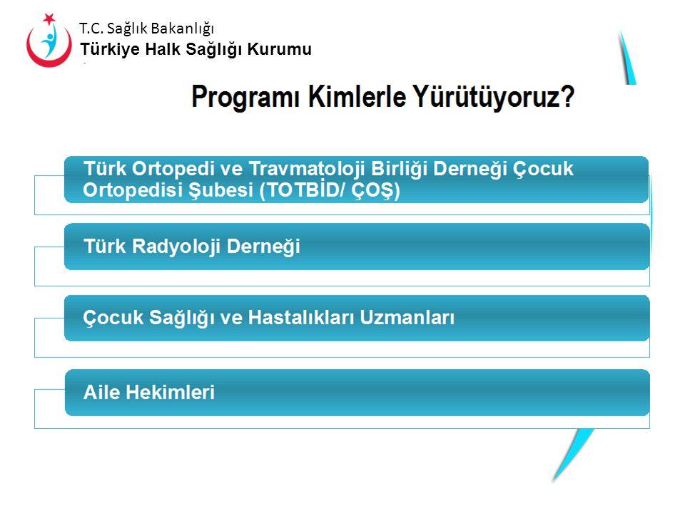 T.C. Sağlık Bakanlığı Türkiye Halk Sağlığı Kurumu Aile Hekimleri Türk Ortopedi ve Travmatoloji Birliği Derneği Çocuk Ortopedisi Şubesi (TOTBİD/ ÇOŞ) T