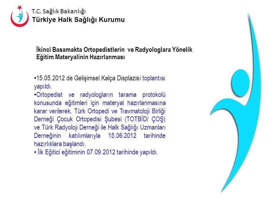 """T.C. Sağlık Bakanlığı Türkiye Halk Sağlığı Kurumu """"Bebek ve Çocuk İzlem Protokolleri"""", sağlık personelinin izlemleri sırasında kullanılmak üzere başvu"""