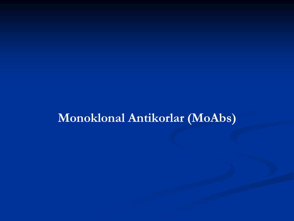 Monoklonal Antikorlar (MoAbs)