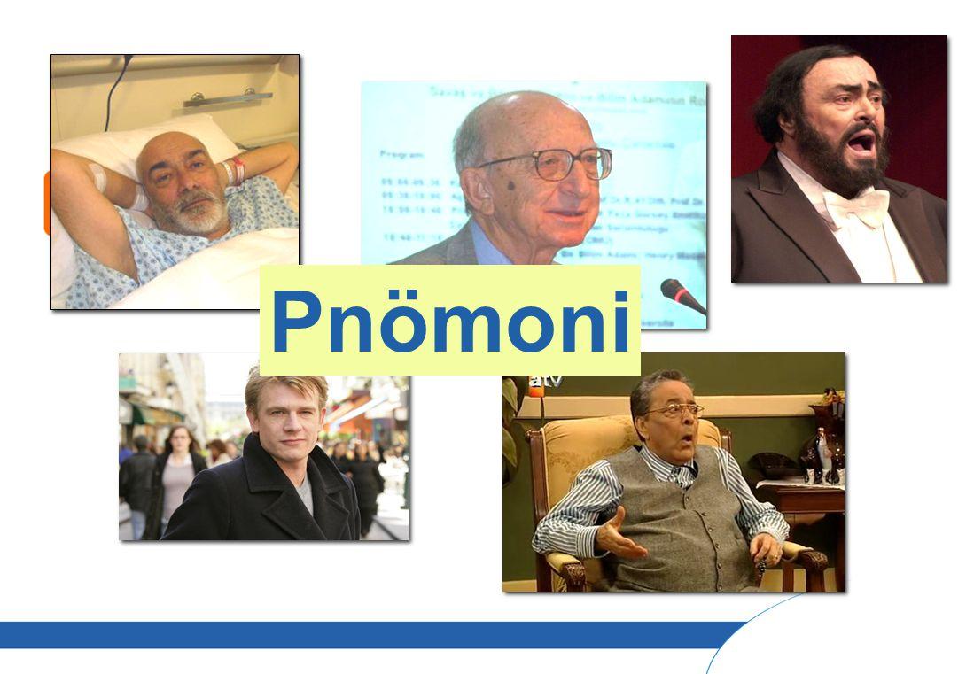 44 ADA ve TEMD (2009) tarafından tüm diyabetiklere Pnömokok Aşısı Önerilmektedir.