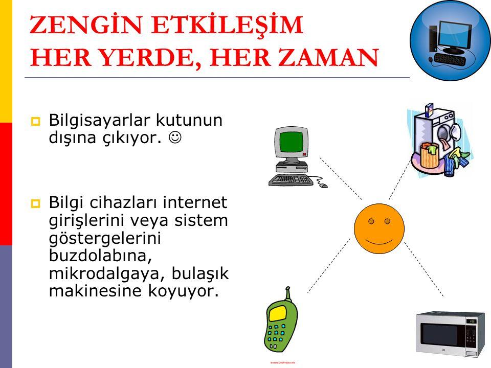 AYRIK KONUMLANDIRMA  Ayrık konumlandırılmış kontroller;  Küçük aygıtlarda telefon, tv kumandası ve kişisel eğlencelerde kullanılan ayrı kontrol gerektirir.