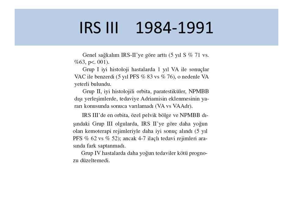 IRS IV 1991-1997