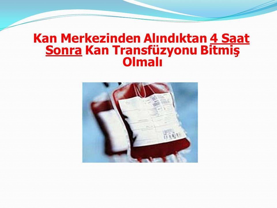 TC Sağlık Bakanlığı Eylül, 1997 tarih ve 17728 sayılı genelgesi ile kan ve kan ürünlerinin kullanımı alanında çalışmalar yapmak, uygulamaların geliştirilmesini sağlamak ve karşılaşılan sorunları çözmek amacıyla hastane transfüzyon komitelerinin kurulması gerekliliği belirtilmiştir.
