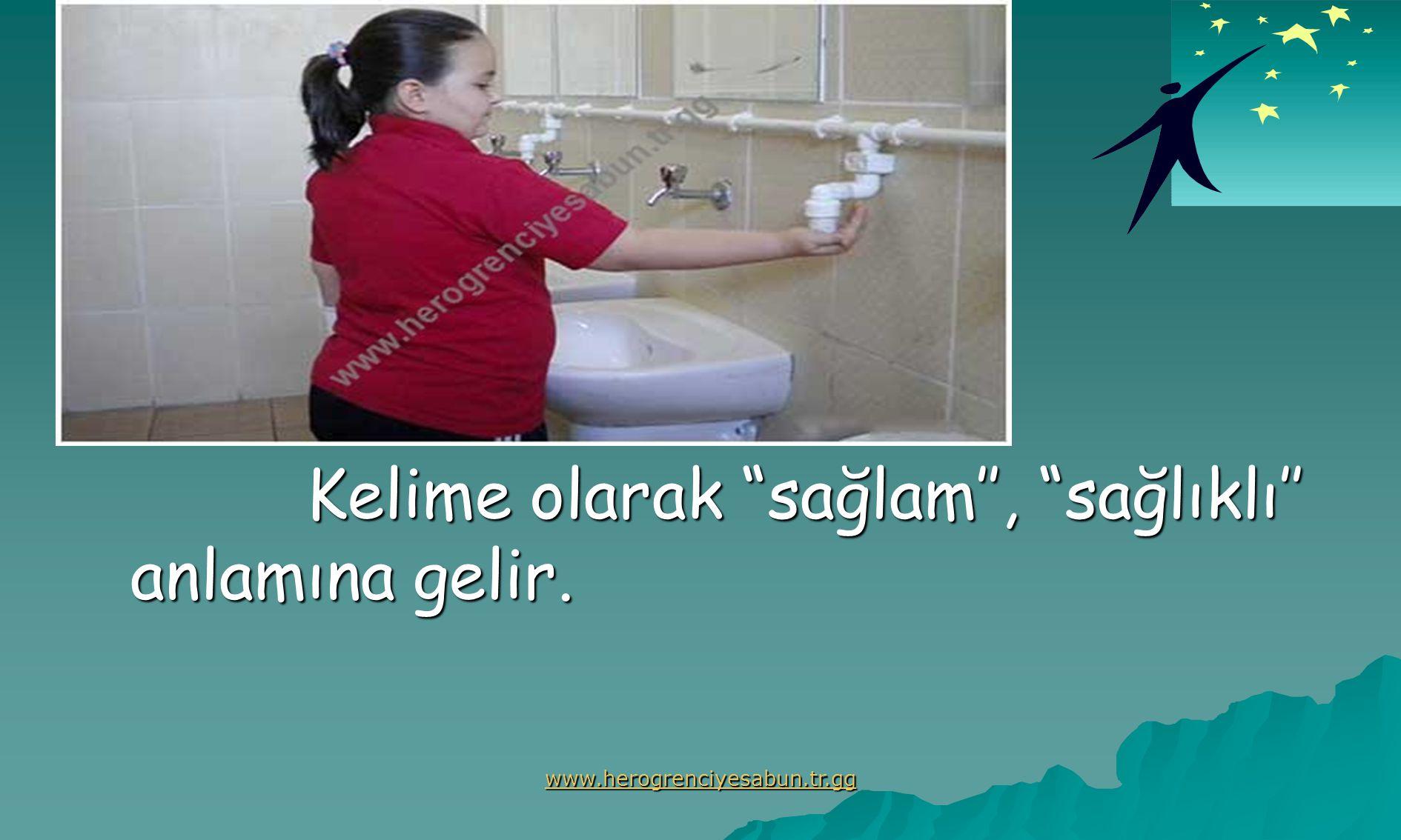 www.herogrenciyesabun.tr.gg Ellerimizi ; Çiğ et, balık, veya tavukla temas ettikten sonra yıkamalıyız.