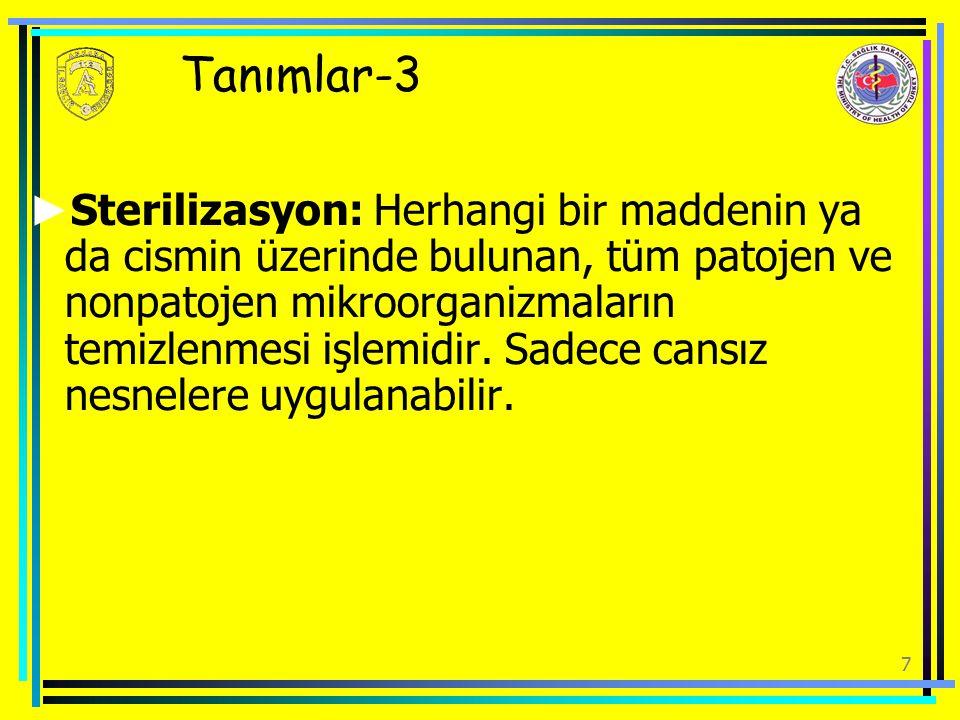 18 AMBULANS TEMİZLİĞİ VE DEZENFEKSİYONU-3 1.
