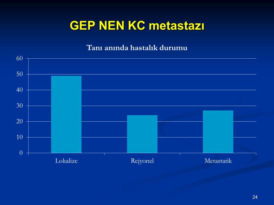 GEP NEN KC metastazı 24