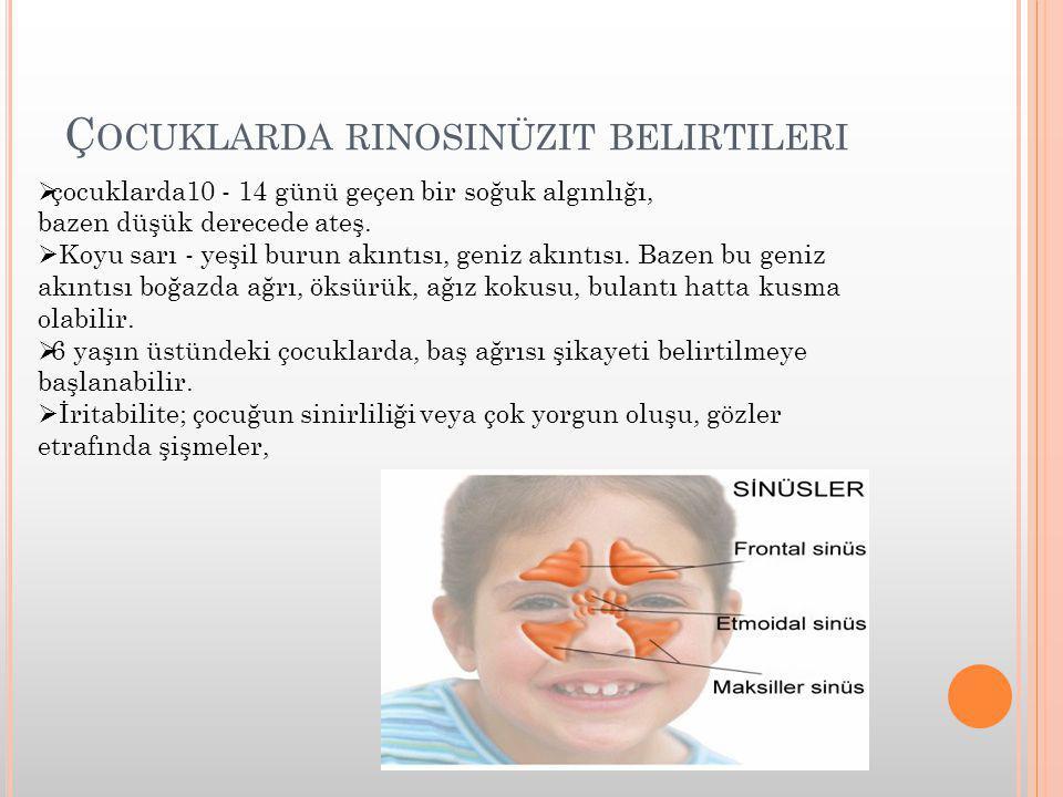 K ULAK AĞRıSı NEDENLERI orta kulak infeksiyonu Dış kulak yolu infeksiyonları Kulak kanalında buşon (kir) Travmaya bağlı Çene eklemi ağrısına bağlı yansıyan ağrı