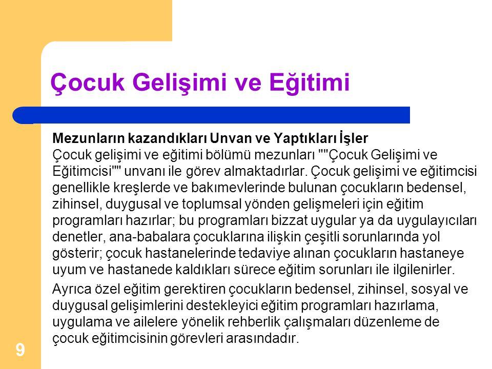 4 ) Türk Dili ve Edebiyatı Öğretmenliği Programın Amacı Türk dili ve edebiyatı öğretmenliği programının amacı, Türkçe'nin yapısı, özellikleri, Türk edebiyatı örnekleri üzerinde eğitim yapacak öğretmenleri yetiştirmektir.