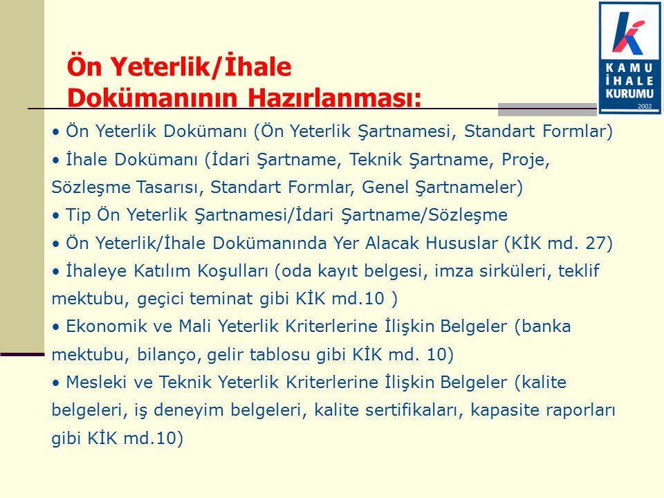 www.kik.gov.tr İhale Kontrol Sistemiwww.kik.gov.tr İhale Kayıt No.