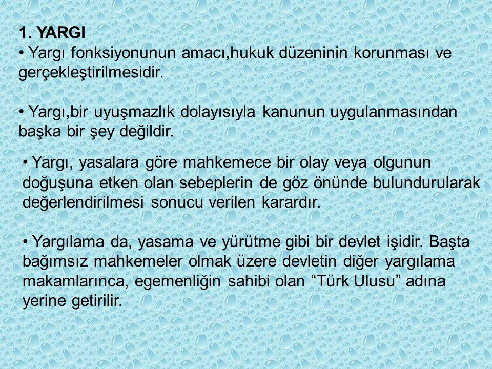KAYNAKÇA Prof.Dr.Ergun Özbudun,Türk Anayasa Hukuku,Yetkin Yayınları,Ankara:2005 Prof.