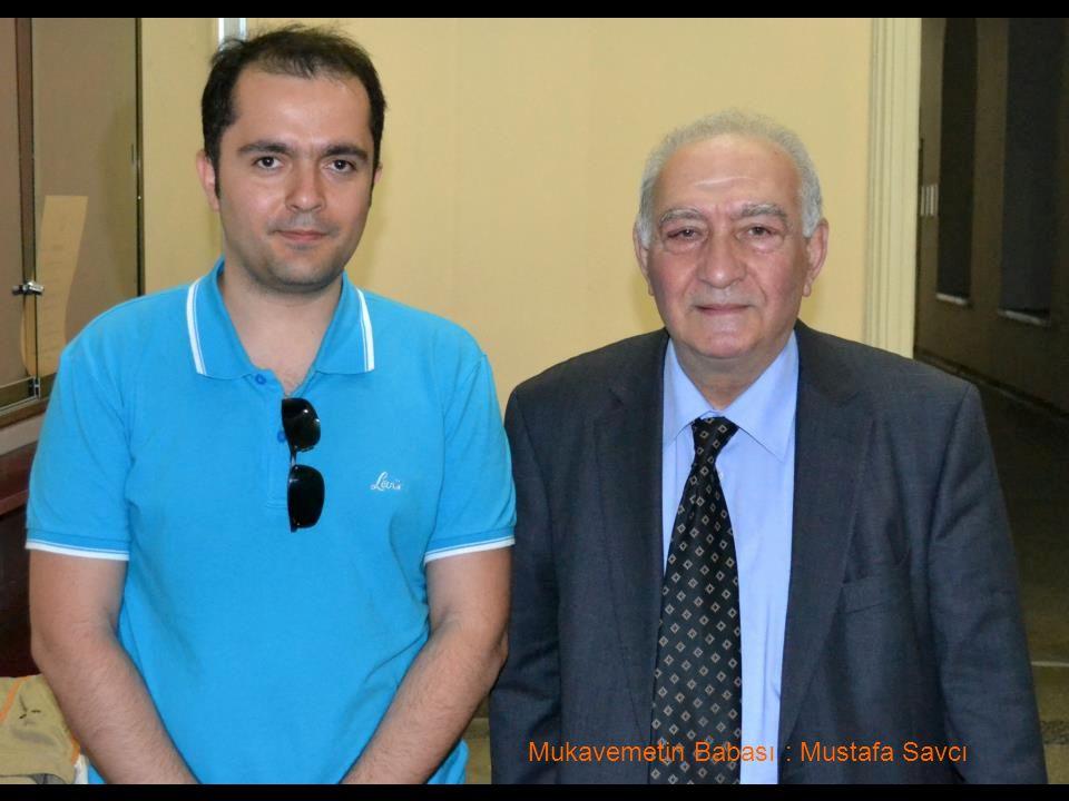 Mukavemetin Babası : Mustafa Savcı