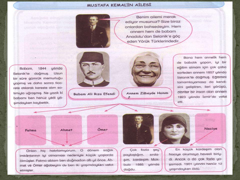 ALİ RIZA EFENDİ'NİN BABASI HAFIZ AHMET EFENDİ 14.VE 15.