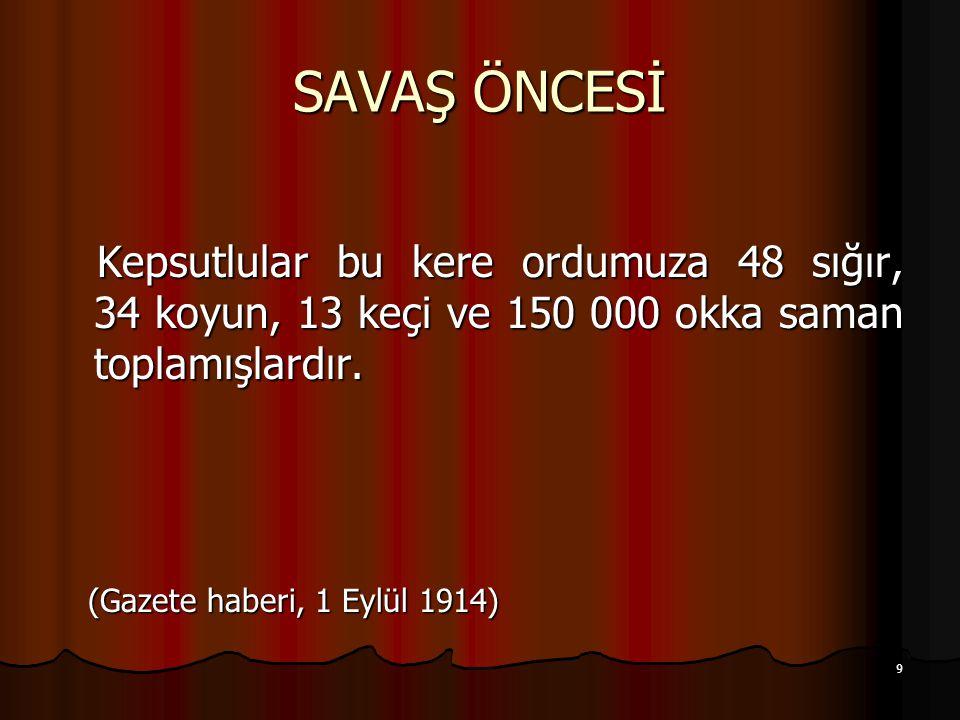 30 GAZİLERİMİZ Halil ASLAN Halil ASLAN Darıçukuru Köyü Darıçukuru Köyü 7 yıl esir kalmış 7 yıl esir kalmış 1968 yılında 78 yaşında vefat etmiş.