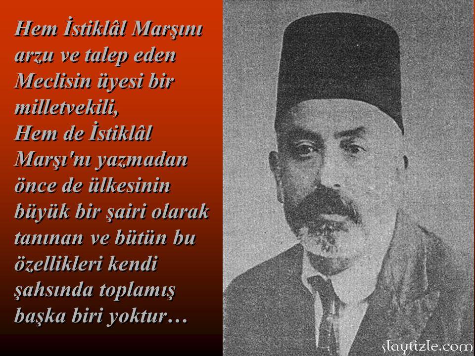 Hem toplumunun değerlerini ve kişisel ahlakını sağlam bir ilkelilikle kendi şahsında bütünlemiş bir ahlak adamı…