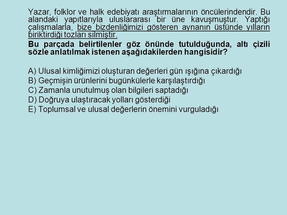 İstanbul Türkçesi, tıpkı İstanbul gibi, yalnız İstanbulluların değil, bütün Türk milletinin ortak eseridir.