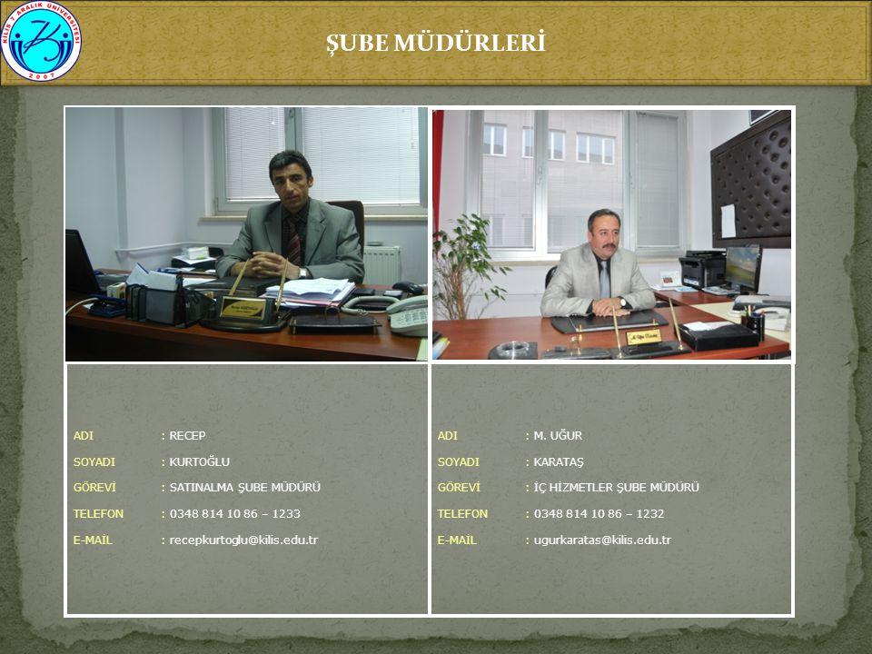 Müdürlüğümüzde; 1 Şube Müdürü ile 5 Memur görev yapmaktadır.