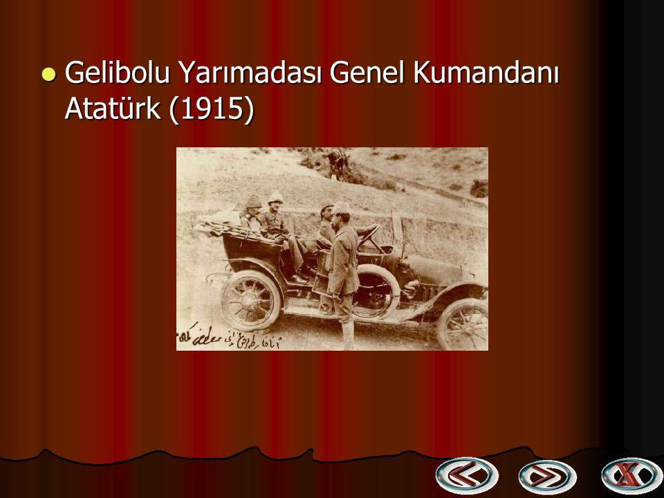 Mustafa Kemal Sofya'da (1913)