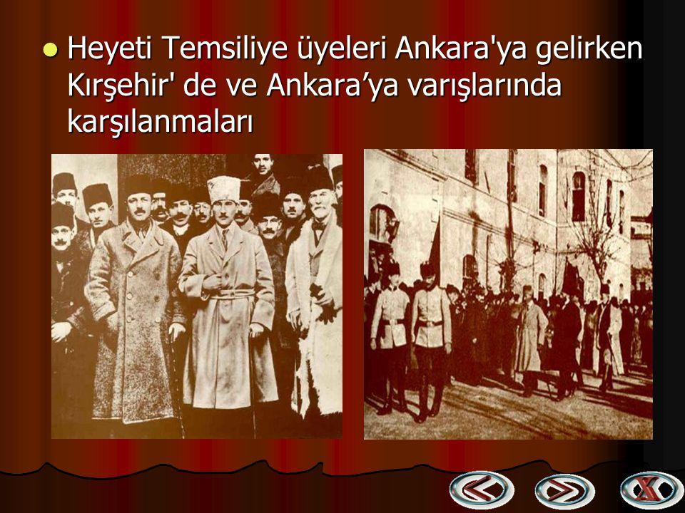 Atatürk Türk Ordusuna destek olan Sivas Kadısı ve şeyhiyle Atatürk Türk Ordusuna destek olan Sivas Kadısı ve şeyhiyle Atatürk, Sivas Kongresi günlerin