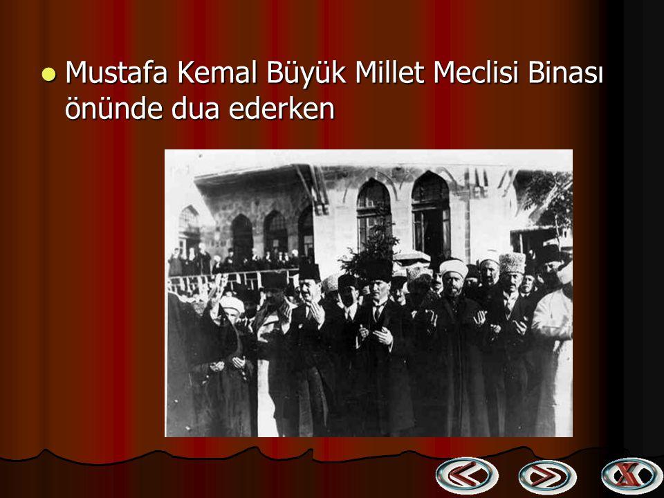 Heyeti Temsiliye üyeleri Ankara'ya gelirken Kırşehir' de ve Ankara'ya varışlarında karşılanmaları Heyeti Temsiliye üyeleri Ankara'ya gelirken Kırşehir