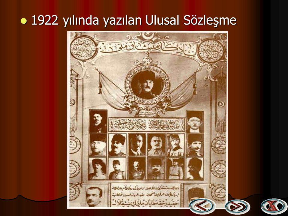 Türkiye Büyük Millet Meclisinin törenle açılması (23 Nisan 1920) Türkiye Büyük Millet Meclisinin törenle açılması (23 Nisan 1920)