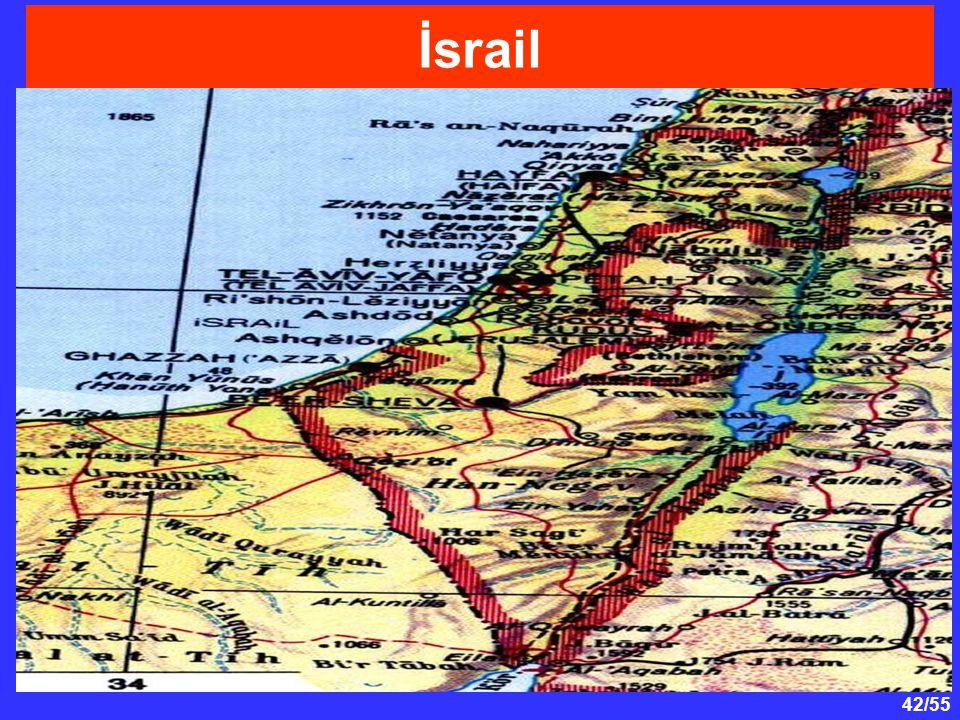 42/55 İsrail