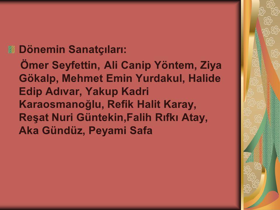 4.Aşağıdaki şairlerden hangisi Beş Hececiler içerisinde yer almaz.