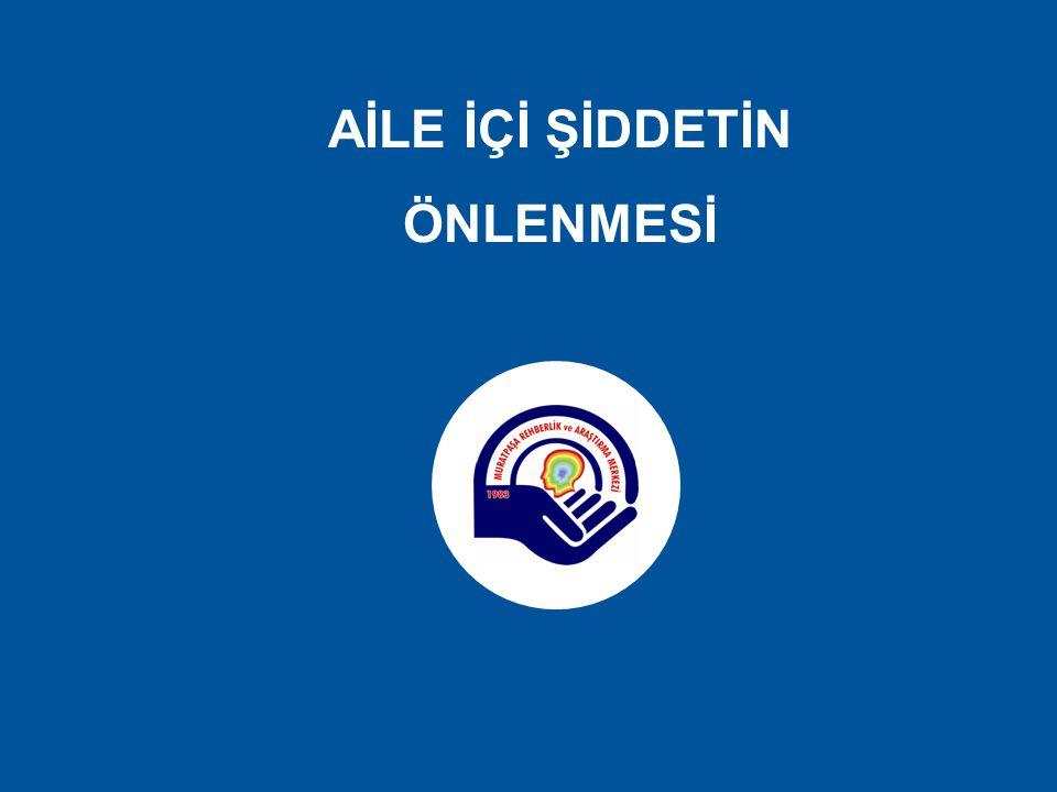 2 Muratpaşa Rehberlik ve Araştırma Merkezi ŞİDDET NEDİR.
