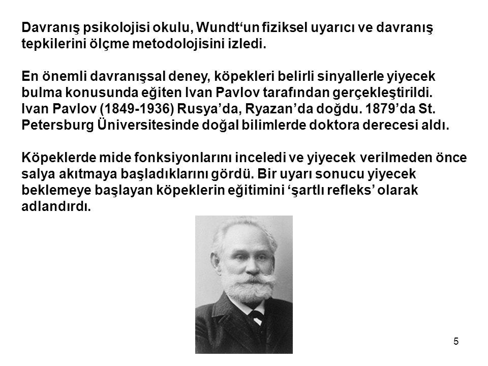 16 Friedrich Nietzsche (1844-1900) Almanya'da, Leipzig yakınlarında doğdu.