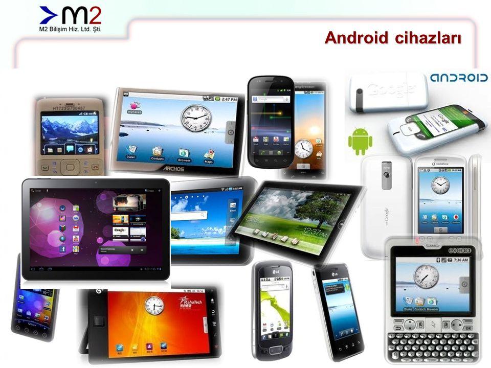 Android cihazları