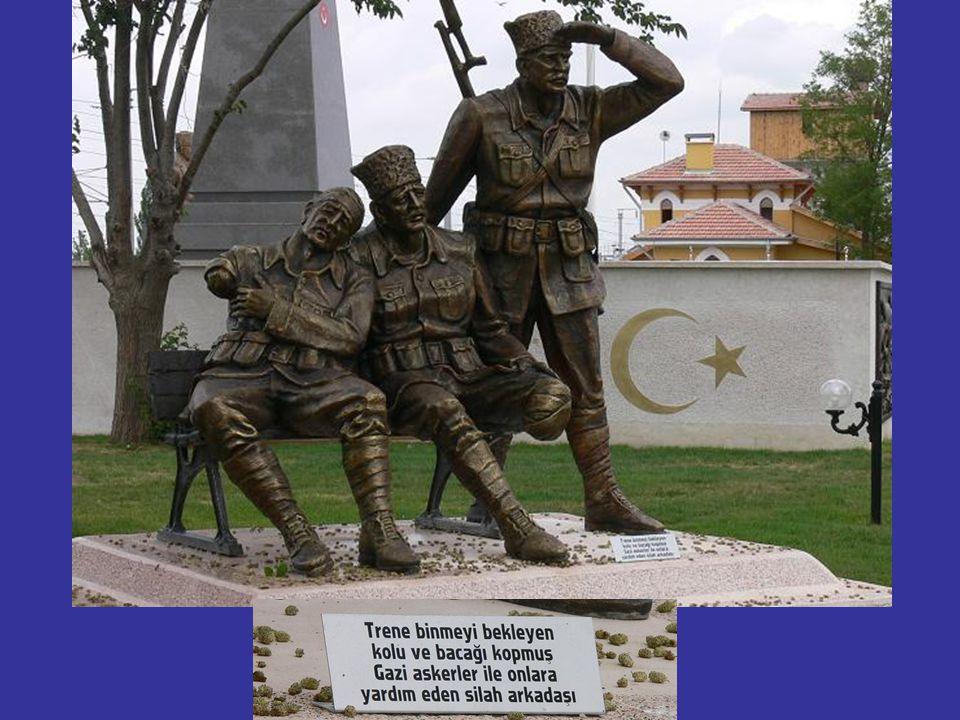 İstiklal Savaşında şehit düşen binlerce kahramanımızdan birkaçının adları...