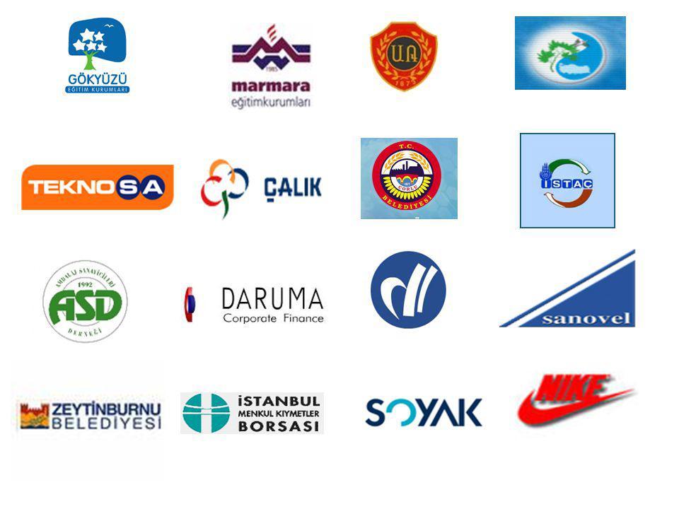 Gökyüzü Eğitim Kurumları Çorlu Belediyesi Aramyan Uncuyan T. C Çevre ve Orman Bakanlığı Sanovel İlaç San. ve Tic. A.Ş. Doruk Dersanesi