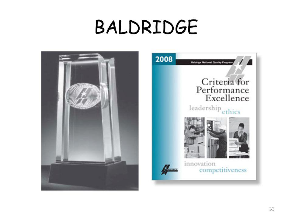 BALDRIDGE 33