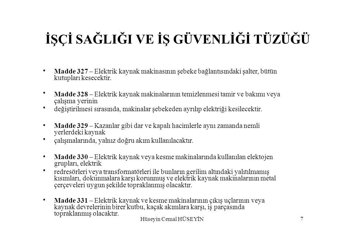 Hüseyin Cemal HÜSEYİN58