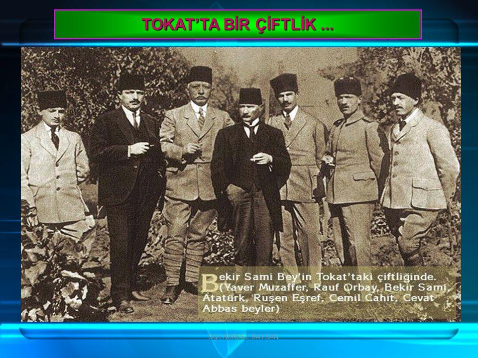 Öğrt.NURSEL BAYSAN TOKAT'TA BİR ÇİFTLİK...