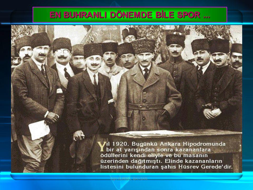 Öğrt.NURSEL BAYSAN ANKARA - DİKMEN'DE... (6 Mart 1921)
