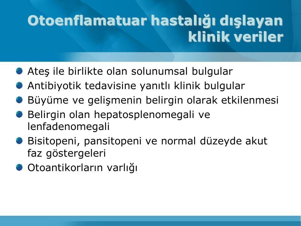 Otoenflamatuar hastalıklarda fizyopatoloji (Nat Rev Rheumatol 2009)