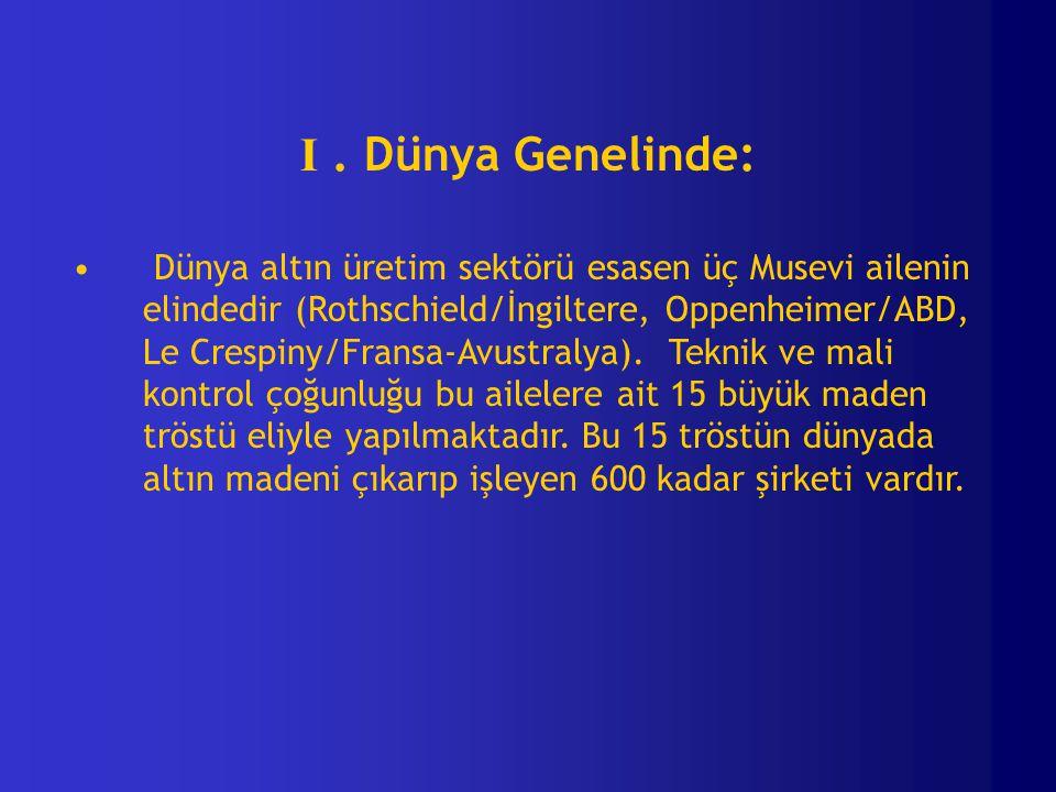 SONU GELMEYEN KAZALAR 2000 (Ocak)Romanya/Baia Mare'de Esmeralda şirketinin altın madeninde baraj seddesi yarıldı.