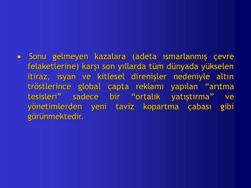 II.Türkiye Özelinde: Daha önce neden gelmemişlerdi .