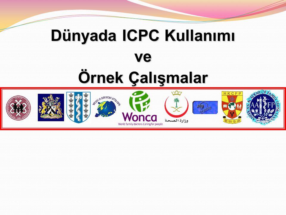 Dünyada ICPC Kullanımı ve Örnek Çalışmalar