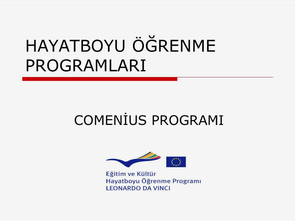 Comenius Programı Nedir.