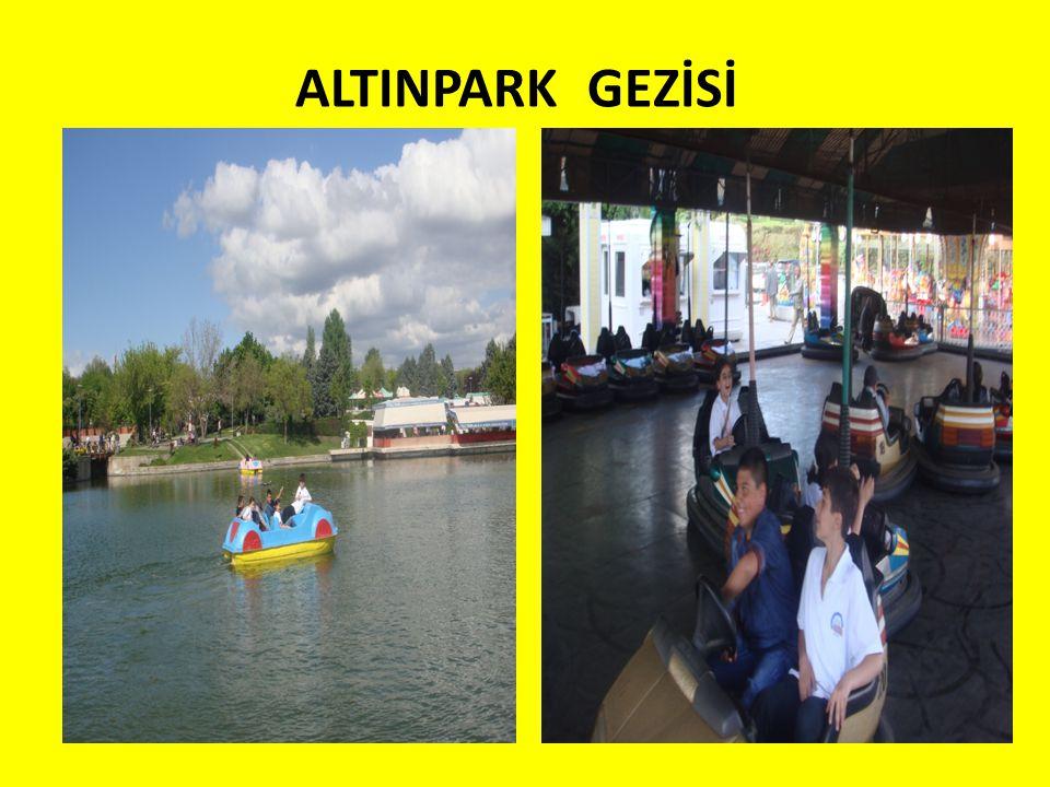 ALTINPARK GEZİSİ