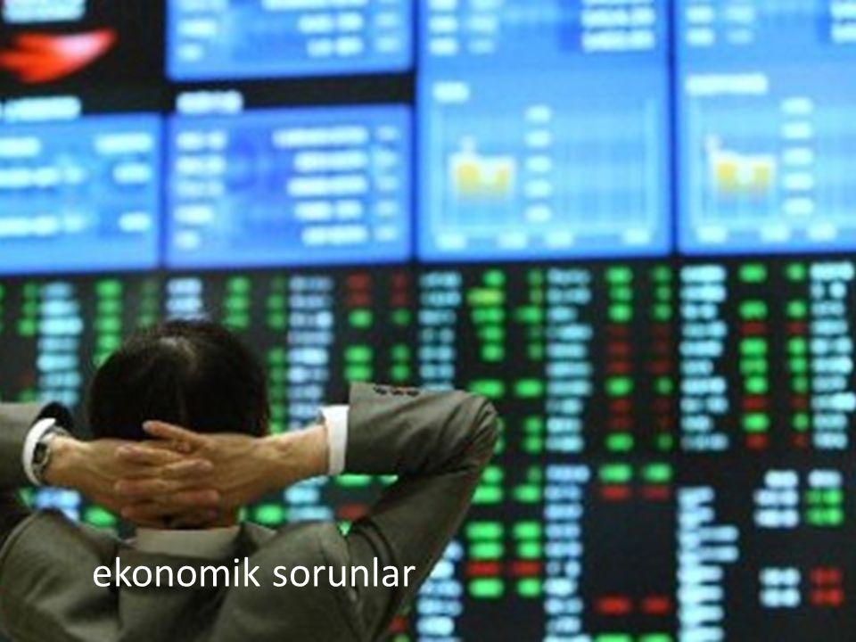 ekonomik sorunlar