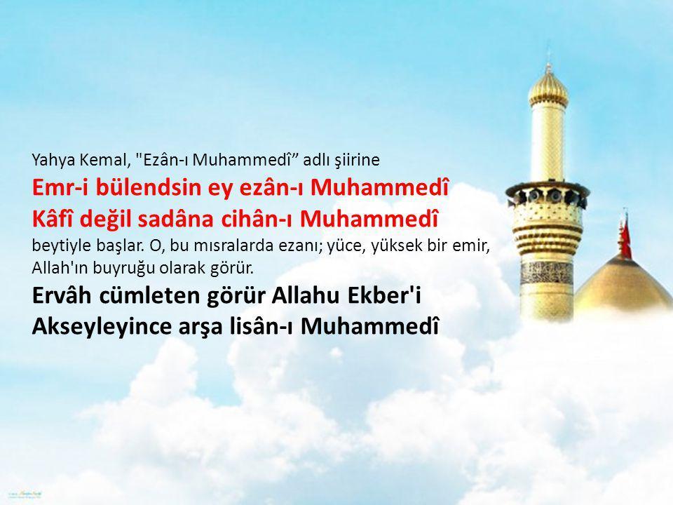 Yahya Kemal,