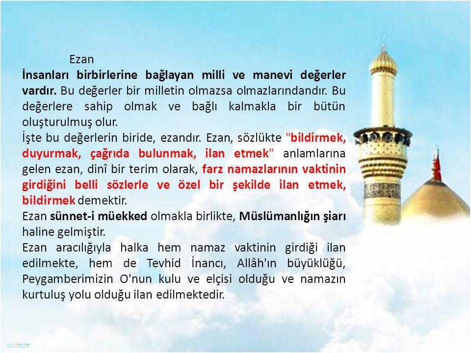 Ebu Hüreyre (r.a.)'dan rivayetle, Resulullah (sav) ile beraberdik.