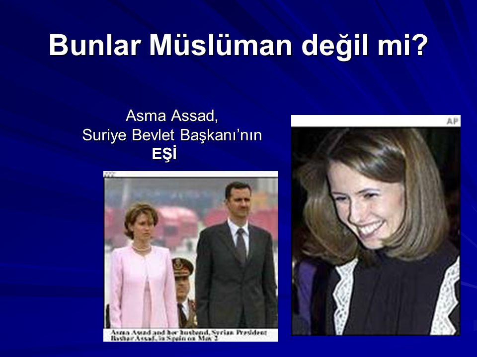 Bunlar Müslüman değil mi Fas Kralı Fas Kralı Mohammed VI ve Mohammed VI ve EŞİ Lalla (Lady) Salma