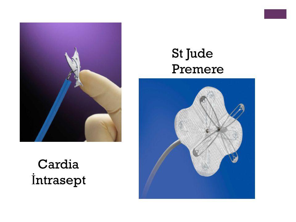 Cardia İ ntrasept St Jude Premere