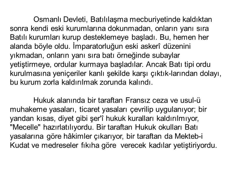 Mecliste kabul edilen yasanın ana maddeleri şunlardır: Madde 1: Türkiye dahilindeki bütün müessesat-ı ilmiye ve tedrisiye Maarif Vekaletine merbuttur.