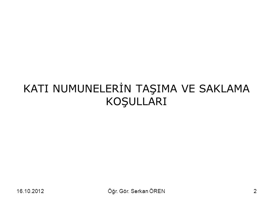 16.10.2012Öğr. Gör. Serkan ÖREN33
